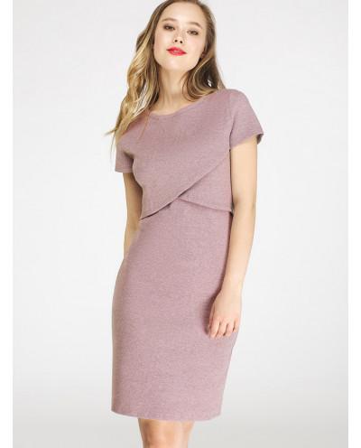 Платье Лилия (корица)