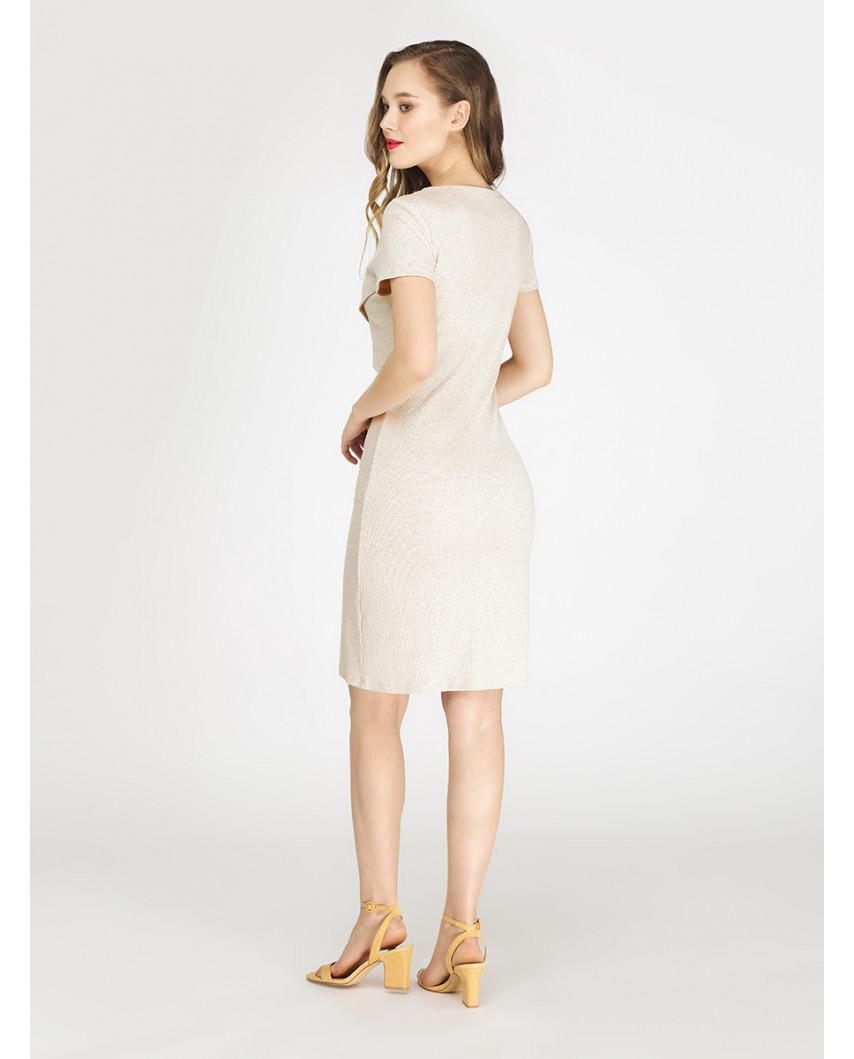 Платье Лилия (индиго)